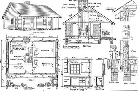 building plans for cabins log home plans 11 totally free diy log cabin floor plans
