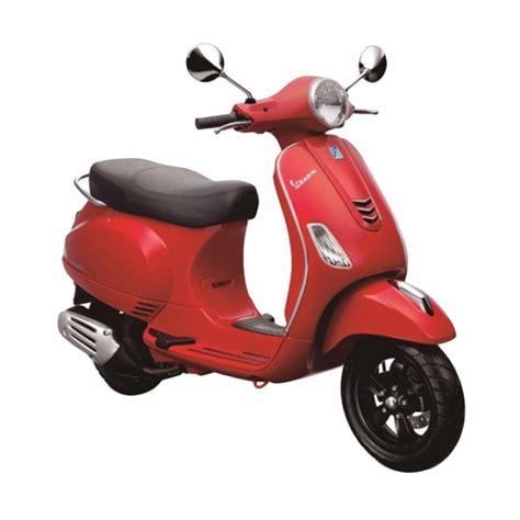 Vespa Lx 125 I Get Rosso Tangerang jual vespa lx 125 i get rosso sepeda motor