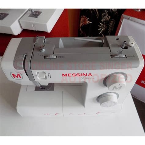 Original Mesin Jahit Messina P5832 Portable mesin jahit portable multifungsi messina 174 p5832