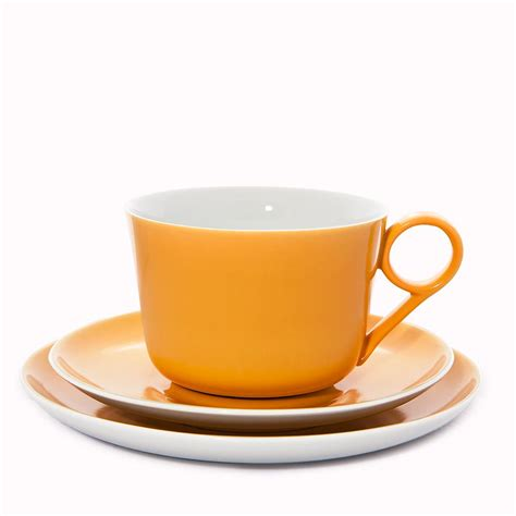 Tea Cup by Tea Cup Yellow