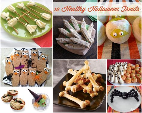 Holidays 10 Healthy Treats Mirabelle Creations