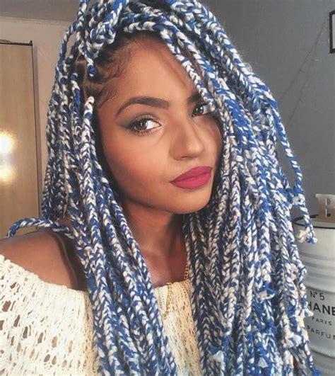 hairstyles for yarn braids 25 best ideas about yarn braids on pinterest yarn
