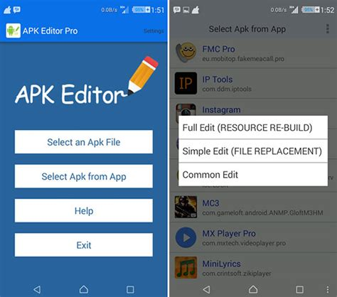 apk editor for android fix app not installed error on android smartphone