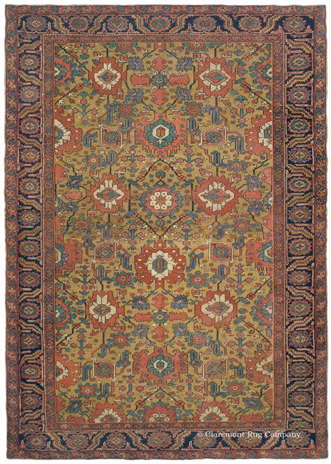 heriz rug value antique rug guide antique heriz rugs and carpets