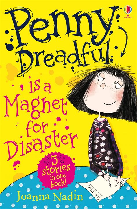 disaster i cover them i am one books dreadful is a magnet for disaster at usborne
