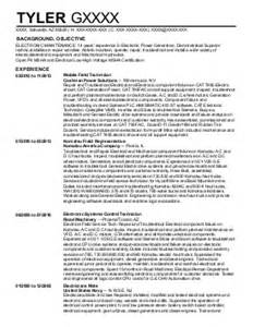 Trade Resume Exles by G Automotive And Motor Vehicles Resume Sahuarita Arizona