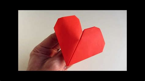 How To Make A Origami Beating - origami beating in
