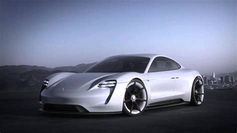 porsche concept interior porsche mission e concept exterior and interior design