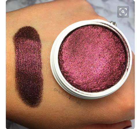 Eyeshadow Colourpop maroon shimmer eyeshadow pigment from colourpop follow my at saraiexquisite makeup