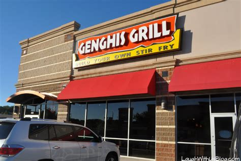 Genghis Grill Gift Card - family fun at genghis grill