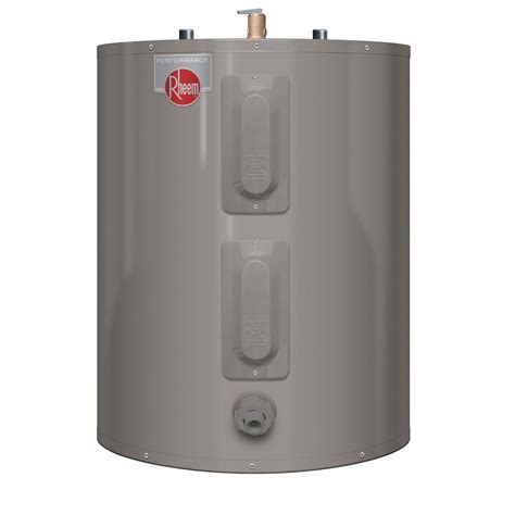 Small Water Heaters Electric Home Depot Rheem Performance 30 Gal 6 Year 4500 4500 Watt