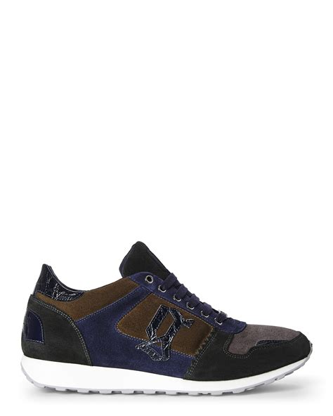 galliano sneakers galliano multicolor jogger sneakers for lyst