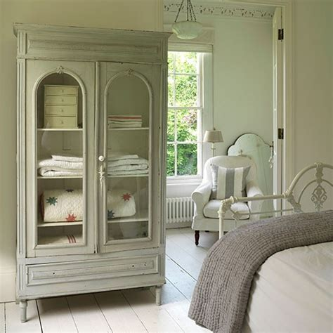Gray Bedroom Armoire Grey And White Bedroom With Armoire Decorating
