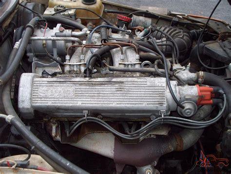 car engine manuals 1987 saab 900 electronic throttle control 1986 1987 saab 900 base hatchback 2 door 2 0l