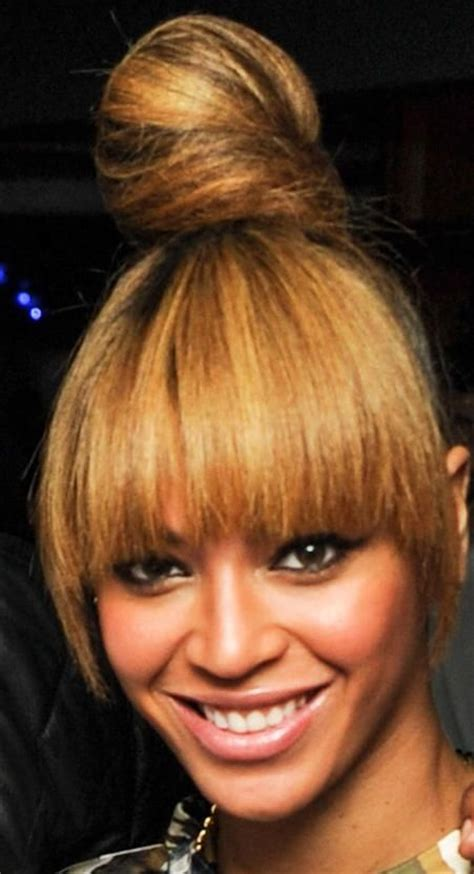 how to do the beyonce bun pinterest the world s catalog of ideas
