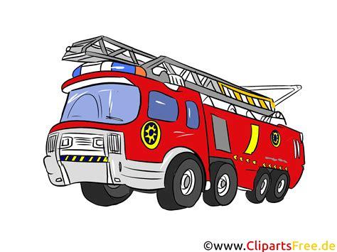 Clipart Auto - feuerwehrauto illustration bild clipart autos