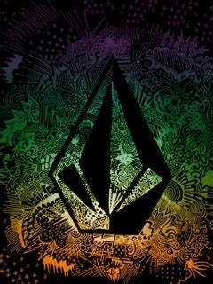 volcom themes for android download volcom logo mobile wallpaper mobile toones