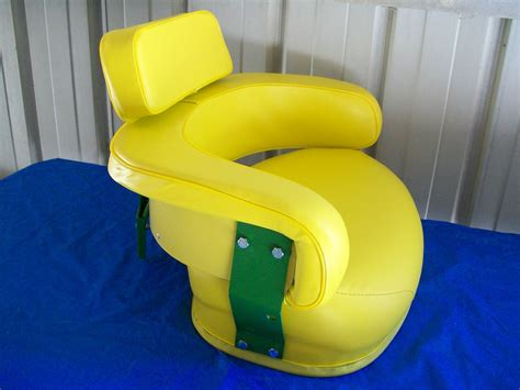 deere 3010 seat parts 3 yellow seat assembly deere 3010 3020 4020