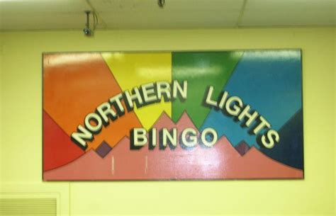 Northern Lights Bingo by Northern Lights Bingo En Anchorage 1 Opiniones Y 6 Fotos