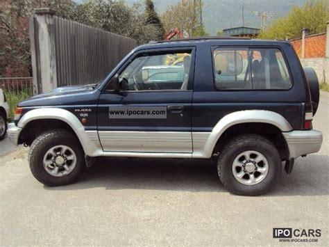 how it works cars 1994 mitsubishi pajero on board diagnostic system 1994 mitsubishi pajero partsopen