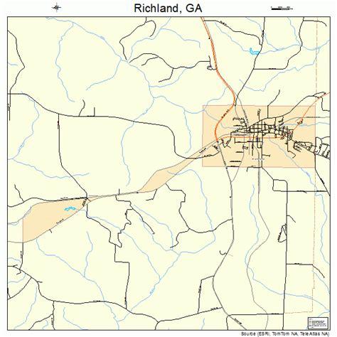richland map 1365016
