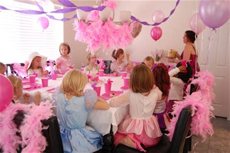 Fancy Birthday Decorations by Divis Licious Fancy Nancy Birthday Extravaganza