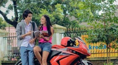 film bidadari takut jatuh cinta terahir film bidadari terakhir angkat kisah cinta pelajar sma