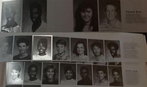 lauryn hill zach braff gawker thread unearths high school yearbook photos of