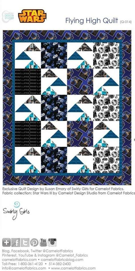 quilt pattern using star wars fabric 7 best star wars quilt images on pinterest star wars