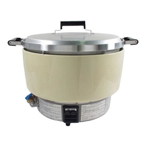 Rice Cooker Rinnai Gas rinnai rer55asn 55 cup commercial gas rice cooker etundra