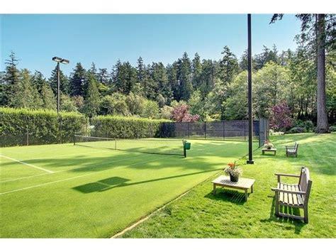 best 25 backyard tennis court ideas on