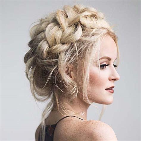 graduation night hairstyles 10 beautiful hairstyle ideas for prom night crazyforus