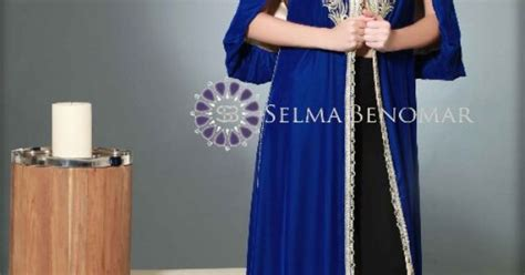 Amola Dress caftan by selma benomar amola caftan