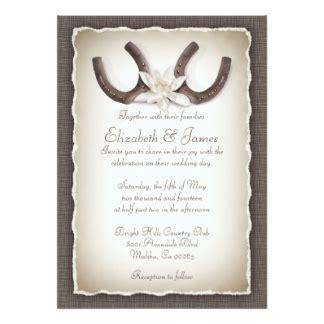 wedding invitations western western wedding invitations announcements zazzle