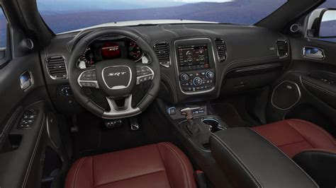 gallery 2018 dodge durango srt interior autoweek