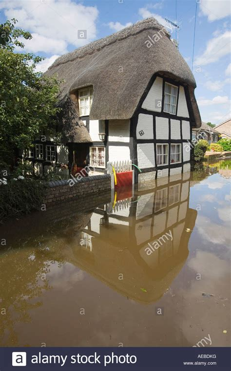 buy house in worcester a flooded house in kempsey near worcester stock photo royalty free image 13630515