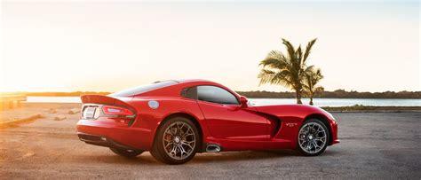 2017 dodge viper crafted sports car