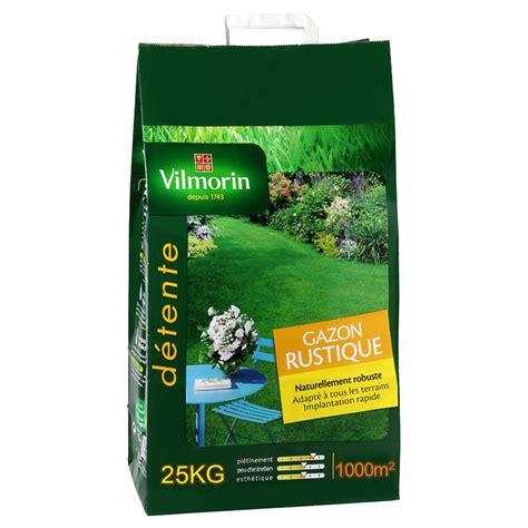 Gazon Rustique 25 Kg 4673 by Gazon Rustique Vilmorin Sac De 25kg 1000 M 178 Oogarden