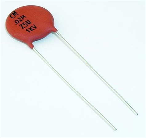 capacitor ceramic disc 02uf 1000v ceramic disc capacitor vishay 562r5gas20 west florida components