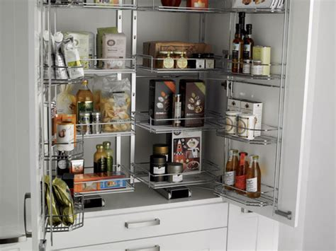 kitchen storage solutions cabinets larders drawers