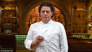 Hell S Kitchen Uk by Channel 7 Poach Masterchef S Marco White For The