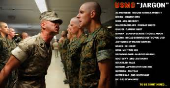 marine corps slang for hair most marine quotes quotesgram