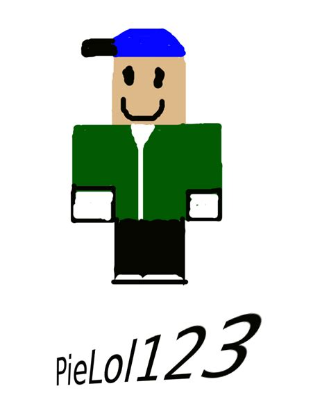 Sketches Roblox Account by Roblox Pielol123 Drawing By Peppermonkey564 On Deviantart