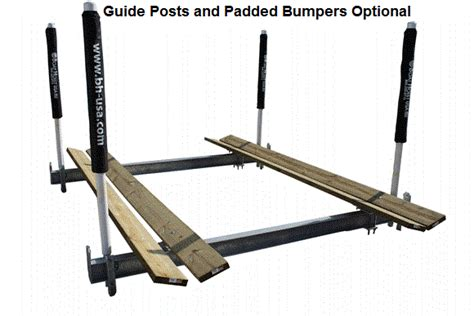 boat lift guide post brackets boat hoist usa boathouse lifts from boat lifts 4 less