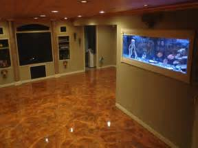 metallic epoxy floors images