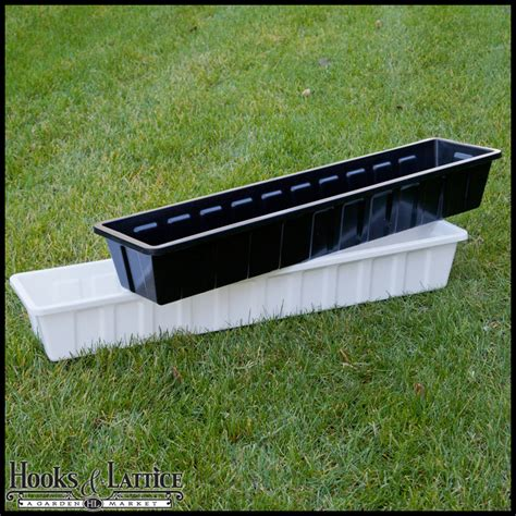 Plastic Liner For Planters by Black Planter Liners Standard Plastic Liners