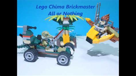 Chima Brickmaster lego chima 레고 키마의전설 brickmaster last mission all or