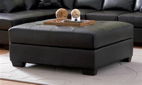 Oversized Black Ottoman Darie Black Oversized Ottoman Dallas Tx Living Room