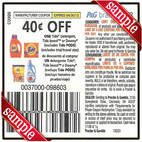 Printable Tide Coupons August 2015 | tide printable coupon 2017 2018 best cars reviews