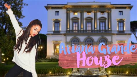 ariana grande house tour ariana grande house tour 2016 17 youtube